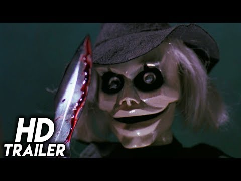 Puppetmaster (1989) ORIGINAL TRAILER [HD 1080p]