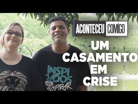 ACONTECEU COMIGO #12 - UM CASAMENTO EM CRISE