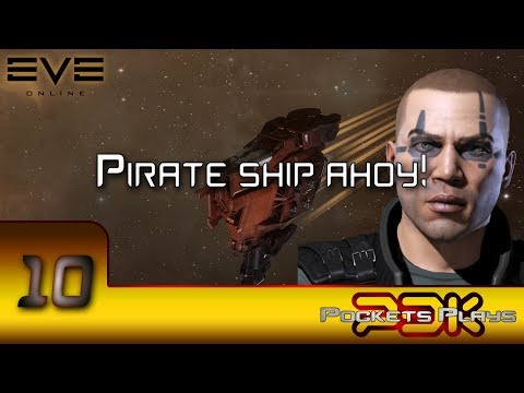 EVE Online - Building A Rupture, Pirate Ship Ahoy!
