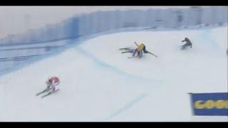 Video Freestyle Skiing World Cup 2016. Sweden. CRASH Leduc CAN MP3, 3GP, MP4, WEBM, AVI, FLV Oktober 2017