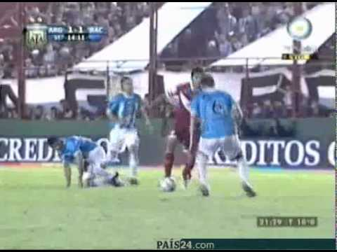 Argentinos Juniors 2 - 1 Racing (Clausura 2011)