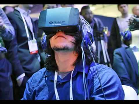 AMAZING!!! Facebook Gets [Vitual-Reality Firm Oculus] Start-Up for $2B