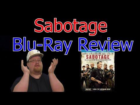 Sabotage Blu-Ray Review