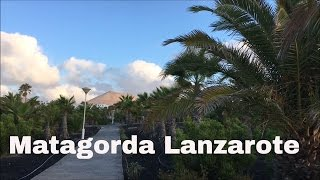Lanzarote Spain  City pictures : Matagorda Lanzarote Spain
