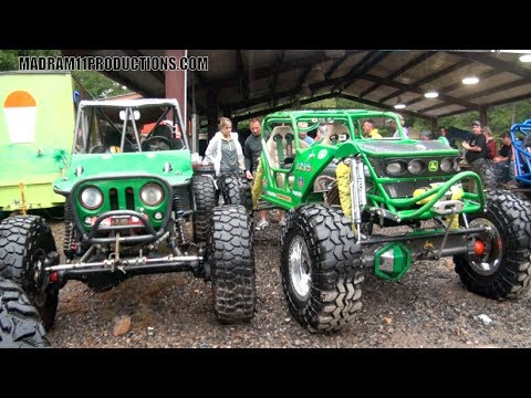 Racing - The 2013 Southern Rock Racing Finals held at Superlift Offroad park in Hot Springs Arkansas were full of excitement. It started raining that morning and it m...