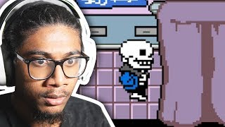 I Found Sans's Secret Lab in Undertale by Tyranitar Tube