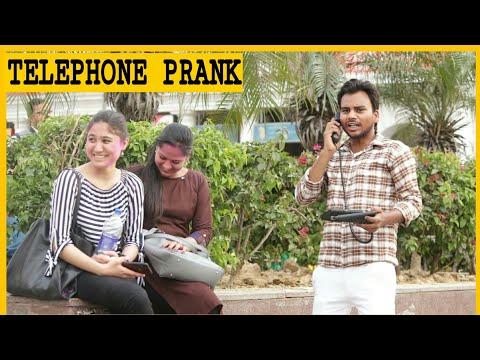 Epic Telephone Prank On Cute Girls  Funky Joker