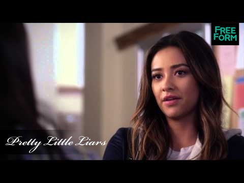 Pretty Little Liars 5.07 Clip 'Mona & the Rat'