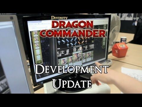 Divinity: Dragon Commander - Development Update