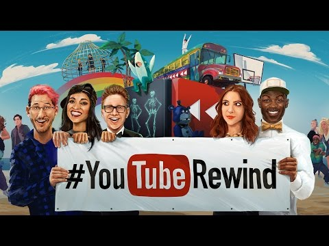 YouTube Rewind Best Of 2015 Compilation