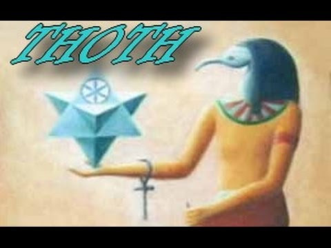 Egypt: The Book Of Thoth - Secret Teachings
