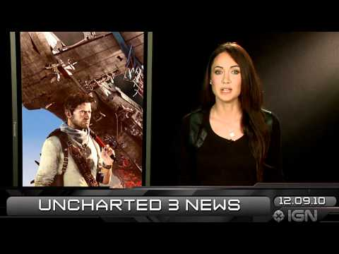 preview-Uncharted 3 is Official & God of War in Mortal Kombat - IGN Daily Fix, 12.09 (IGN)