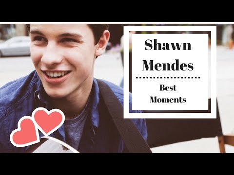 Shawn Mendes, Best Moments