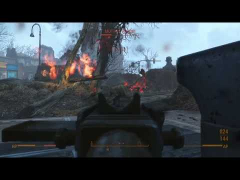 Fallout 4 Nutty (MV) (видео)