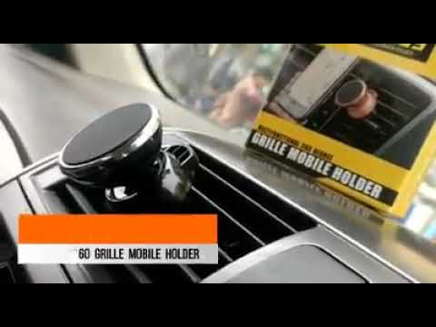 Maximus Grill #Magnet #Mobile #Holder (видео)