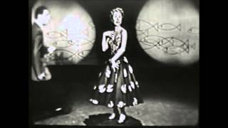 Video Mindy Carson - The Fish (1955) MP3, 3GP, MP4, WEBM, AVI, FLV Desember 2018