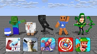 Video Monster School : SEASON 2 ALL EPISODE - Minecraft Animation MP3, 3GP, MP4, WEBM, AVI, FLV Oktober 2018
