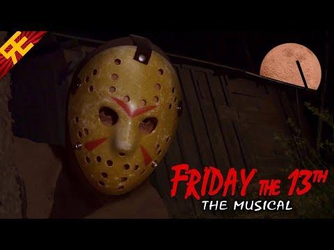 Friday the 13th: the Musical (feat. SparrowRayne & Hayden Daviau)