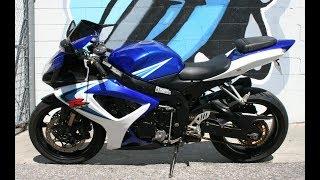 7. 2006 Suzuki GSX-R 750 ... Great Middle Weight Sportbike!