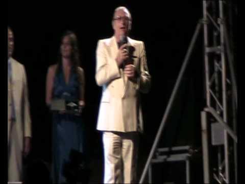 Premio Sant'Angelo 2010 - Pascal Vicedomini, Trudie Styler, Tony Renis, Rocco Barocco