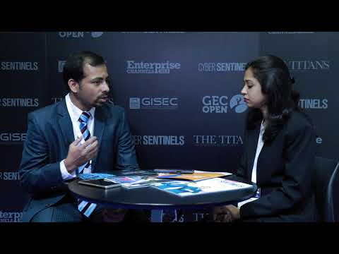 Interview with Binoy Koonammavu, CEO of ValueMentor at GISEC 2018