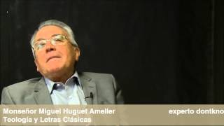 Monseñor Miguel Huguet | ¿Creer que existe un solo Dios?