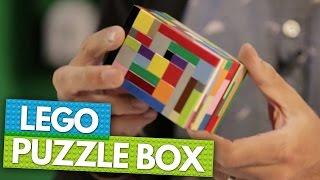 How to Build a LEGO Puzzle Box   BRICK X BRICK