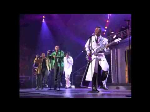 The Jacksons Medley - Live at Michael Jackson
