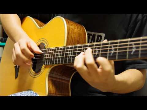 Michael Jackson, Justin Timberlake – Love Never Felt So Good – Acoustic Guitar – (Fingerstyle)