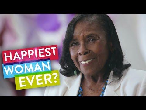 Woman Gets PERFECT SCORE on The Happiness Test! | The Science of Happiness