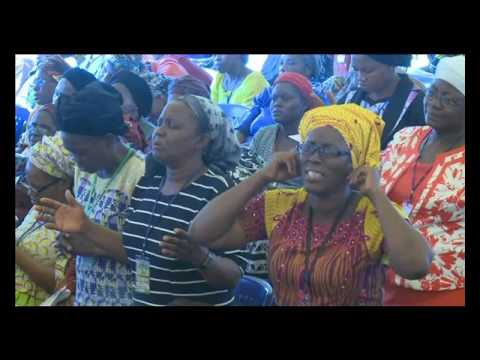 CHOIR MINISTRATION - WALK WITH ME
