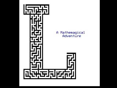 L – A Mathemagical Adventure (1984). BBC Micro text-adventure game. Walkthrough. Part 1 of 13.