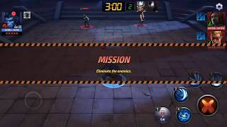 Build at the end of videoSkill Rotation:In the middle of battle i found that 4-1-3 skill rotation is more reliable to corner the enemies.