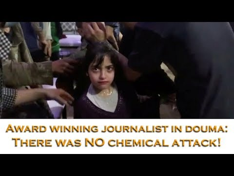 Robert Fisk says Syria Chemical Attack Staged