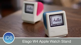 Check it out: http://amzn.to/2sZ5tdTElago W4 Apple Watch stand is a retro throwback to the iconic Mac design featuring a bright candy colored back and Nightstand mode support.~~Visit us at iDownloadBlog.com for more Apple news and videos!Download the free iDB app for the latest news! https://goo.gl/bY6OvS~~#Social:http://www.twitter.com/iDownloadBloghttp://www.facebook.com/iDownloadBloghttp://www.twitter.com/Andrew_OSU
