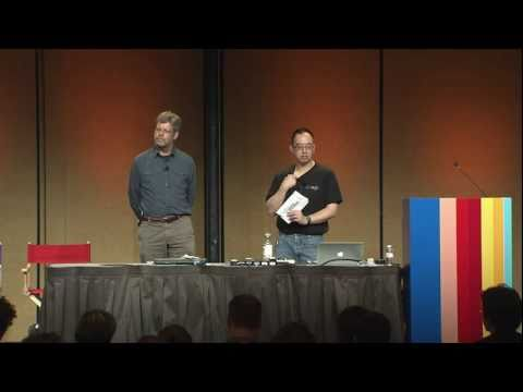 Python - Wesley Chun, Guido van Rossum Python is one of the key languages at Google today. It runs on many our internal systems and shows up in many of our APIs. Some...