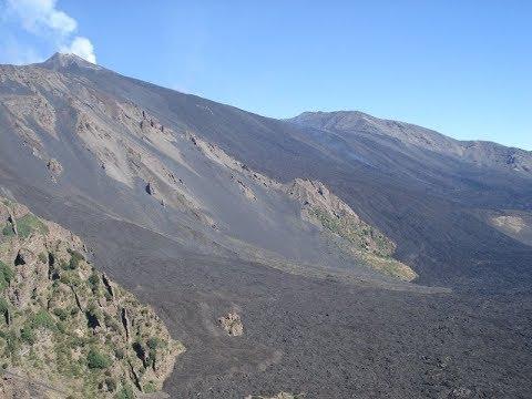 Schiena dell'Asino - Valle del Bove - Etna