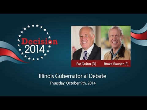 "illinois - WTVP, our Illinois Public Broadcasting partners and the League of Women Voters of Illinois are proud to bring you the only ""downstate"" debate between the two major party candidates for..."