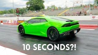 How Fast Is My '15 Lamborghini Huracan? by Vehicle Virgins