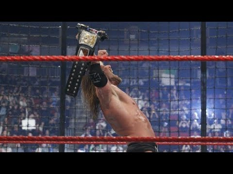 SmackDown Elimination Chamber Match: No Way Out 2009