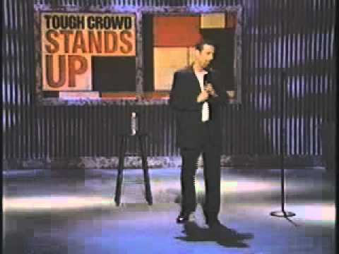 Rich Vos on Tough Crowd Stands Up Part 2