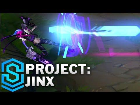 Jinx Siêu Phẩm - PROJECT: Jinx