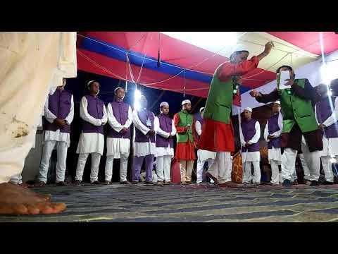 Abdullapur mosia competition in kathia stage