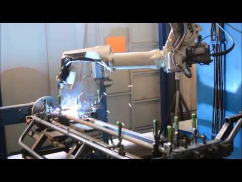 Robot spawalniczy DAIHEN OTC AII V6L 2012