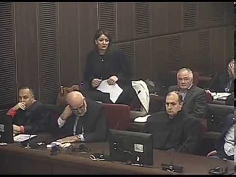 Sedmica pred Državnim sudom (VIDEO)