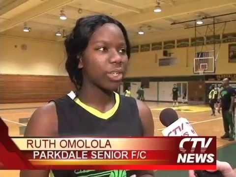 CTV Sports - Athlete of the Week Ruth Omolola