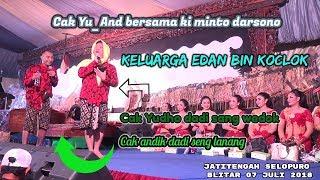 Video Cak Yudho Andik TB keluarga Edan Bin Koclok jatitengah selopuro blitar 07 juni 2018 MP3, 3GP, MP4, WEBM, AVI, FLV November 2018