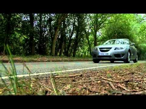 Fifth Gear Web TV - Saab 9 5 Road Test