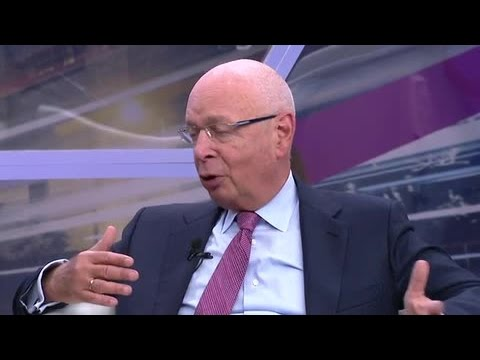 The Salesforce Conversations with Peter Schwartz and Klaus Schwab