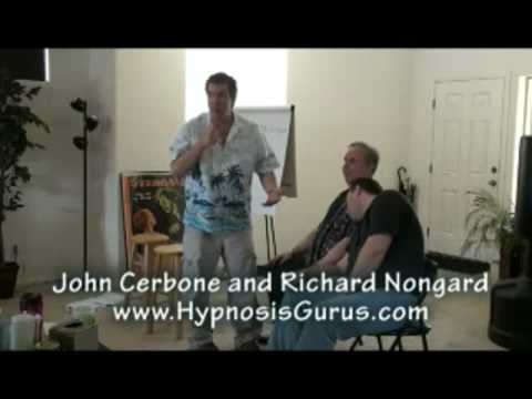 Cerbone and Nongard - Stage Hypnosis Training